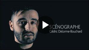 Vignette vidéo Soyez créateur d'univers | Étudiez la scénographie