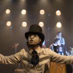 Abraham Lincoln va au théâtre, texte de Larry Tremblay, mise en scène de Nicolas Guillemette